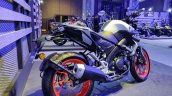 Bs Vi Yamaha Mt 15 Rear Three Quarter