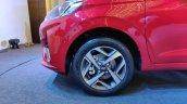 Hyundai Aura Exteriors Alloy Wheels
