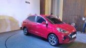 Hyundai Aura Exteriors Front Quarters 2