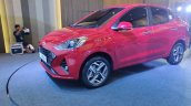 Hyundai Aura Exteriors Front Quarters 5
