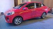 Hyundai Aura Exteriors Front Quarters 8