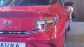 Hyundai Aura Exteriors Rear Quarters Tail Lights 5