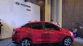 Hyundai Aura Exteriors Side Profile 1