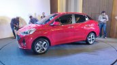 Hyundai Aura Exteriors Side Profile 9