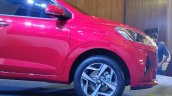 Hyundai Aura Exteriors Side Profile Alloy Wheel