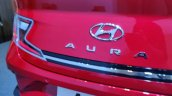 Hyundai Aura Exteriors Tail End 1
