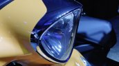 Yamaha Fascino 125 Fi Bs Vi Headlamp Close Up