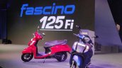 Yamaha Fascino 125 Fi Bs Vi Launch Cover