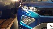 Tata Nexon Ev Exterior Front Quarters Headlights 1
