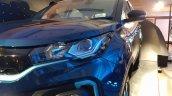 Tata Nexon Ev Exterior Front Quarters Headlights 3