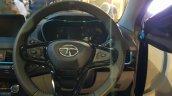 Tata Nexon Ev Interior Steering Wheel 1