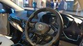 Tata Nexon Ev Interior Steering Wheel 2