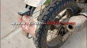 Bs Vi 2020 Royal Enfield Himalayan Rear Wheel