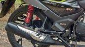 Honda Sp 125 First Ride Review Detail Shots Exhaus