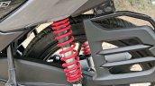 Honda Sp 125 First Ride Review Detail Shots Rear S