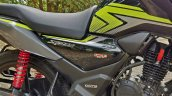 Honda Sp 125 First Ride Review Detail Shots Side P