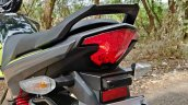 Honda Sp 125 First Ride Review Detail Shots Tail L