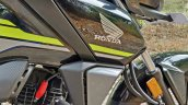 Honda Sp 125 First Ride Review Detail Shots Tank S