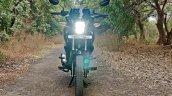 Honda Sp 125 First Ride Review Still Shots Front H