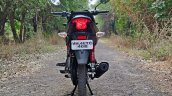 Honda Sp 125 First Ride Review Still Shots Front T
