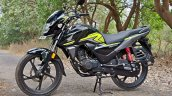 Honda Sp 125 First Ride Review Still Shots Left Fr
