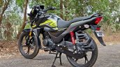 Honda Sp 125 First Ride Review Still Shots Left Re