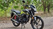 Honda Sp 125 First Ride Review Still Shots Right F