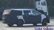 Next Gen Kia Carnival Spotted Side Profile 4
