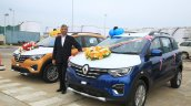 Renault Triber Export Commence 2