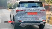 2020 Mg Hector Facelift Spy Shots Price 3 09f9