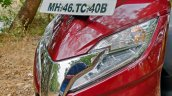 Bs Vi Honda Activa 125 Review Detail Shots Front C