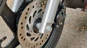 Bs Vi Honda Activa 125 Review Detail Shots Front D