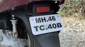 Bs Vi Honda Activa 125 Review Detail Shots Rear Nu