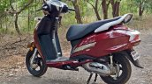 Bs Vi Honda Activa 125 Review Still Shots Left Rea