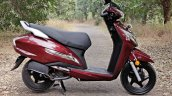 Bs Vi Honda Activa 125 Review Still Shots Right Si