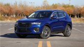 Haval H4 Front Three Quarters Left Side