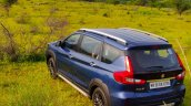 Maruti Xl6 Test Drive Review Images Rear Angle 7 D