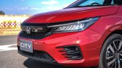 2020 Honda City Front Fascia Static Media Drive