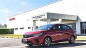 2020 Honda City Front Three Quarters Static Media