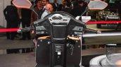 Mahindra Gusto 125 Handlebar At Auto Expo 2016