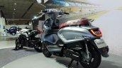 Suzuki Saluto 125 Rear Three Quarters 3aac