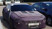 2020 Hyundai Elantra Spied Front Quarters Fe37