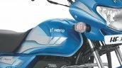 Bs Vi Hero Hf Deluxe Fuel Tank 6491