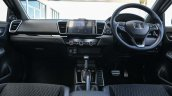 2020 Honda City Interior Dashboard Media Drive Fab