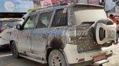 2020 Mahindra Tuv300 Spare Wheel