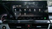 2020 Kia Kx3 Kia Seltos Infotainment System Live I