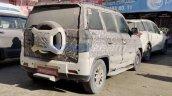 2020 Mahindra Tuv300 Rear Profile D9f5