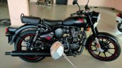 Bs Vi Royal Enfield Classic 350 Stealth Black