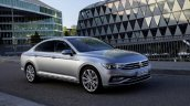 2020 Vw Passat Facelift Front Three Quarters On Lo