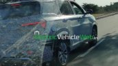 Mg Hector Plus Spied Rear Three Quarter 1024x680